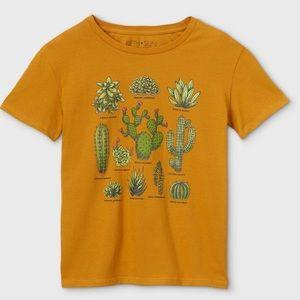 EUC Target Short Sleeve Cactus T-Shirt Size XL